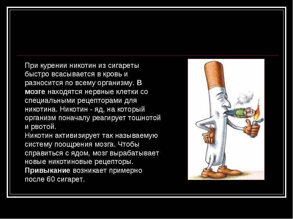 10 пугающих фактов о вреде курения