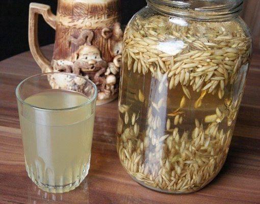 Пошаговый рецепт приготовления квас из овса в домашних условиях