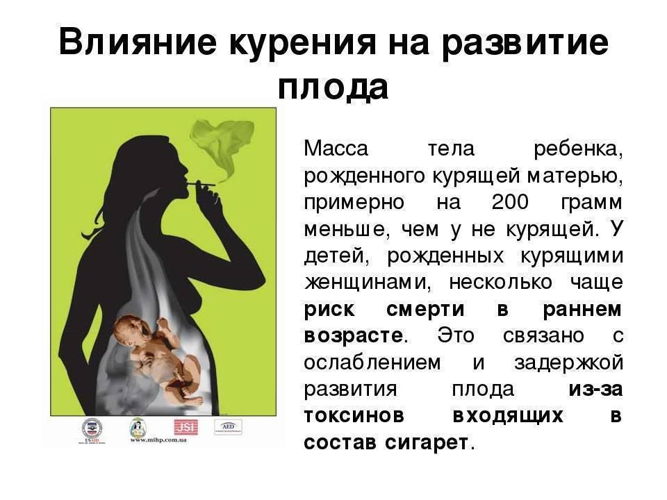 Курение при грудном вскармливании | уроки для мам