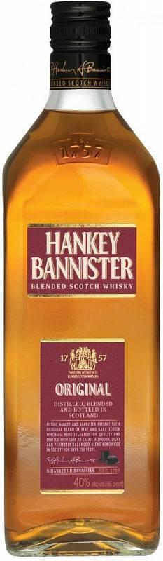 Виски ханки баннистер hankey bannister разновидности, история, традиции