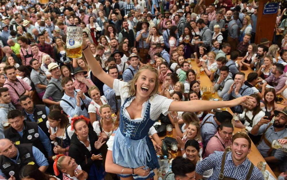 Известные пивные фестивали германии, чехии и россии