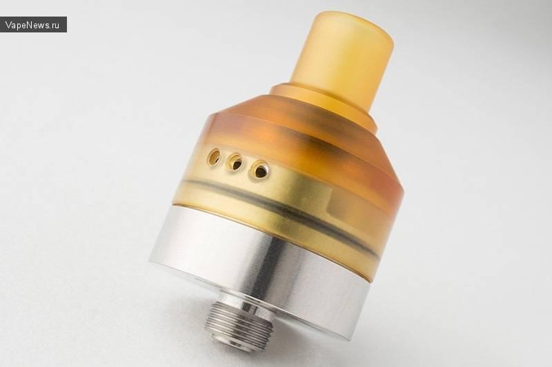 Какие отличия между дрипкой и баком атомайзера?