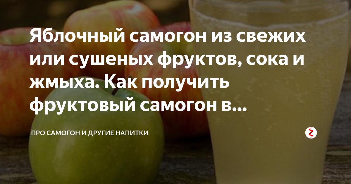 Самогон из яблочного или виноградного жмыха (выжимок) | алкофан | яндекс дзен