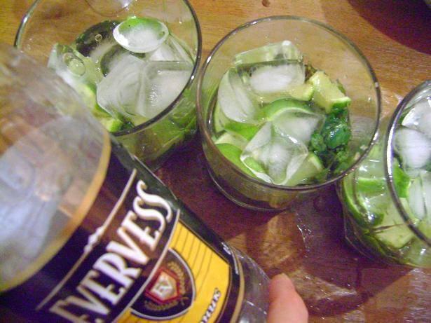 Мохито со спрайтом: алкогольный и безалкогольный рецепт | koktejli.ru