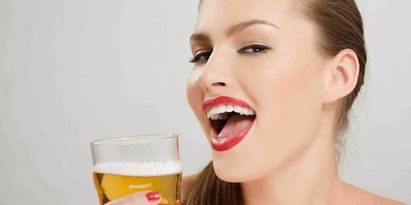 Просроченное безалкогольное пиво