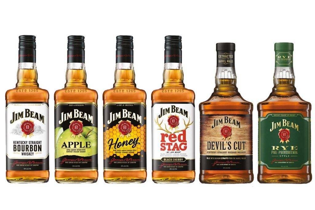 Обзор виски jim beam honey (джим бим медовый)