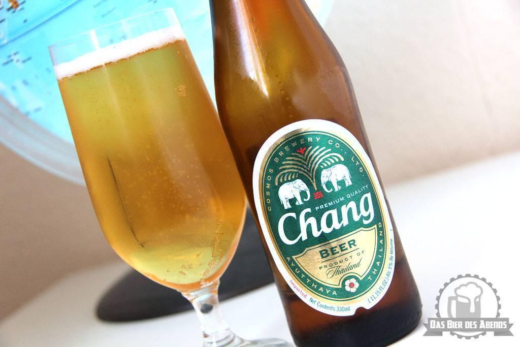 Тайское пиво (tiger, singha, chang, leo): описание вкусов, отзывы