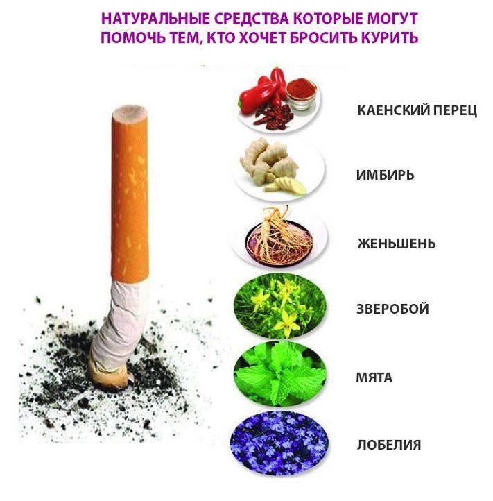 Как бросить курить. народные рецепты лечения