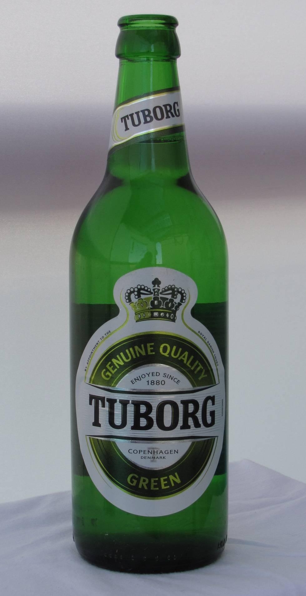 Пиво туборг и его особенности