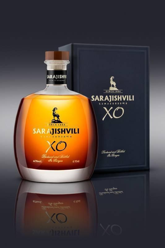 Обзор коньяка сараджишвили и его дегустационные характеристики