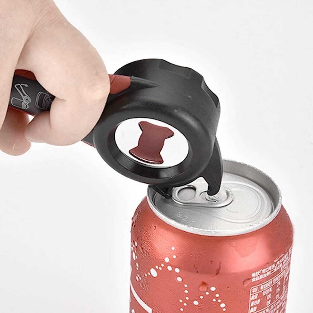 Как открыть пиво зубами. как открыть пиво зажигалкой и другими подручными средствами