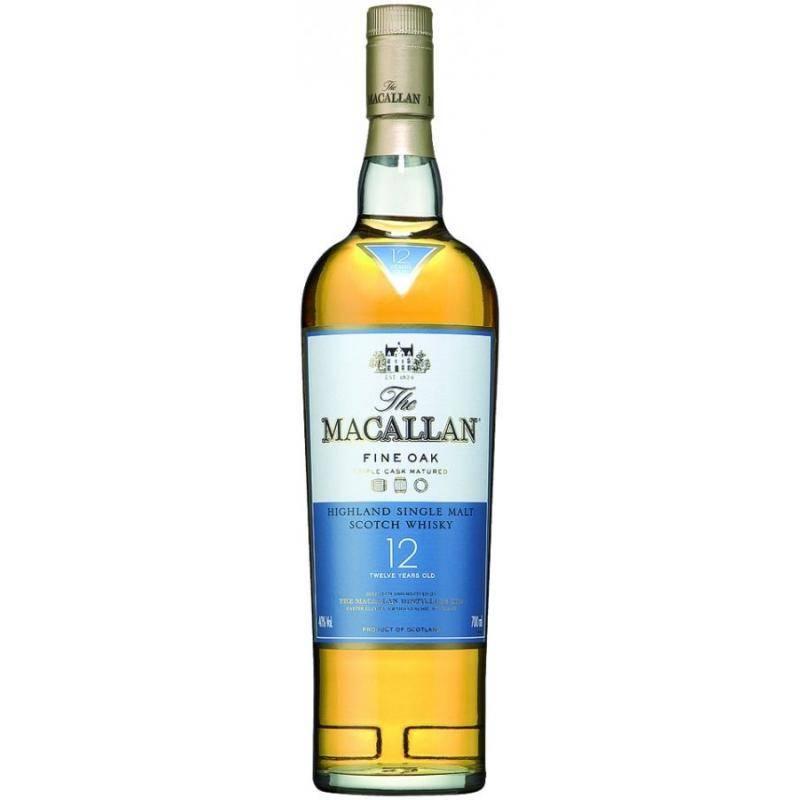 Виски the macallan (макаллан): описание, история, виды марки