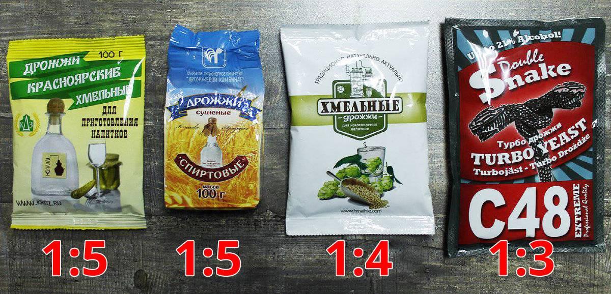 Как ускорить брожение сахарной браги
