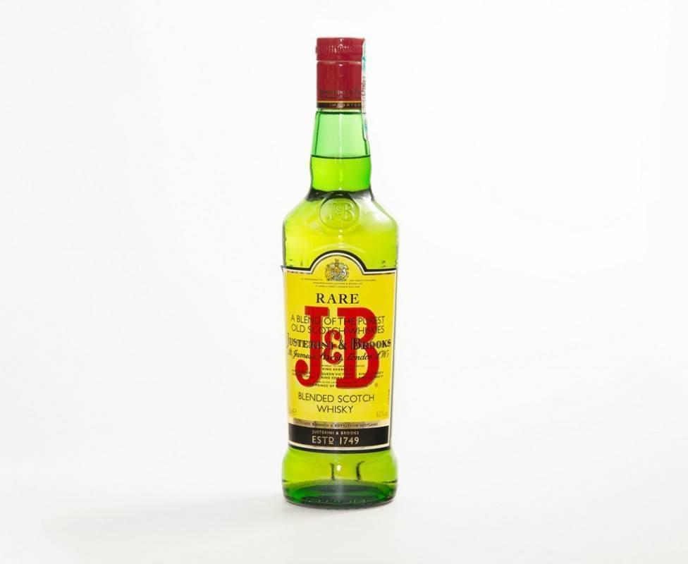 Виски jb rare (джей энд би): как правильно пить скотч, с какими закусками