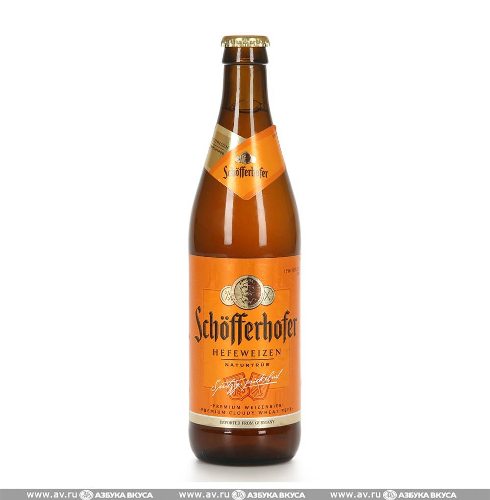 Пшеничное пиво и его особенности