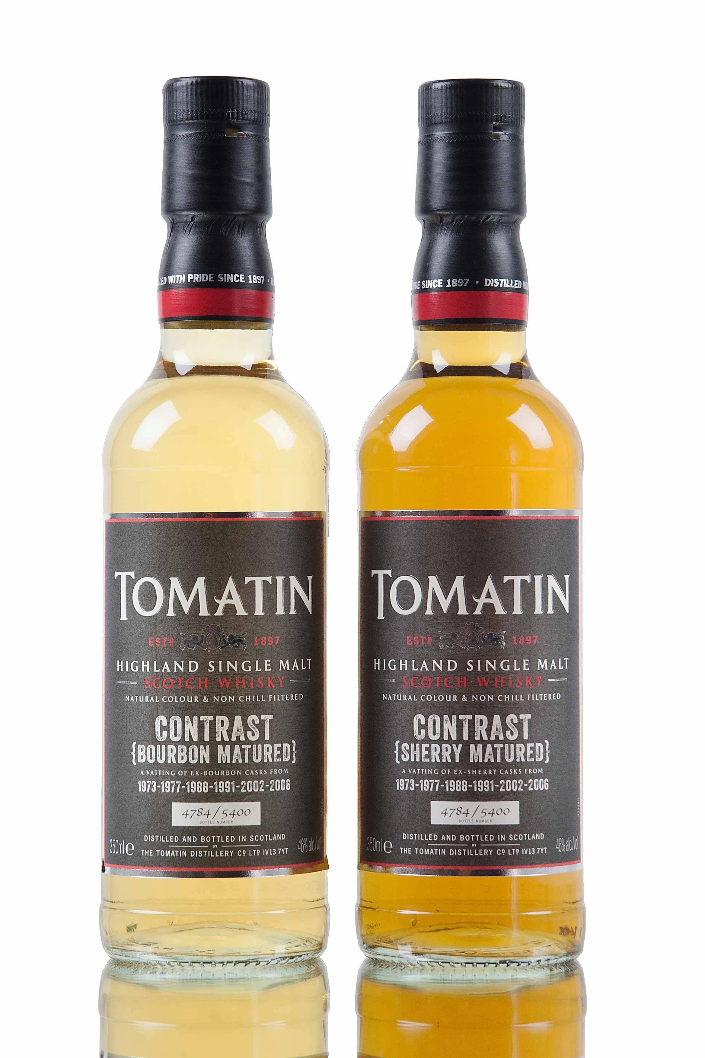 Шотландский виски tomatin