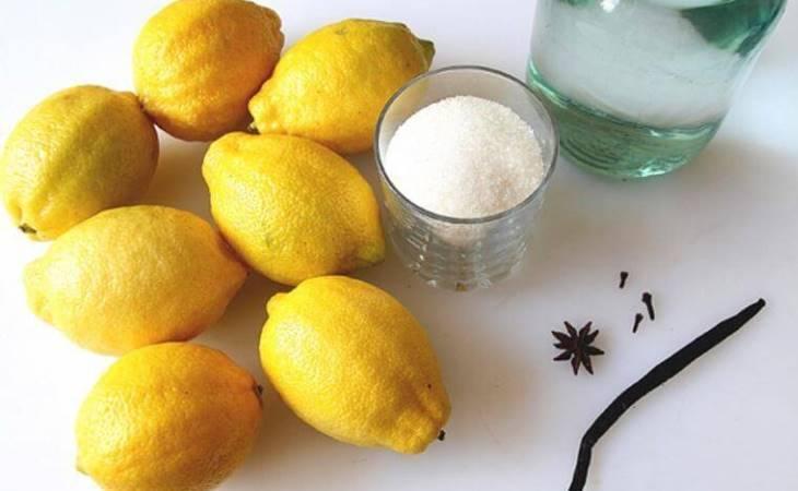 Рецепт приготовления лимонной настойки на самогоне в домашних условиях
