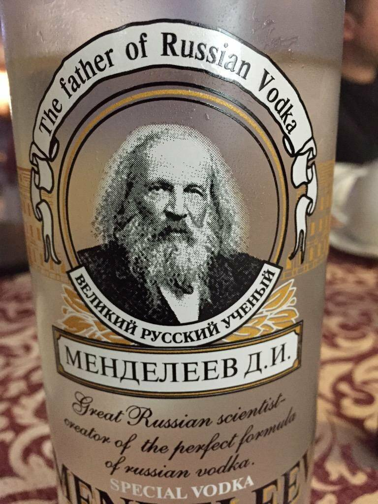 Кто, где и когда придумал водку? экскурс в историю — кто придумал русскую водку