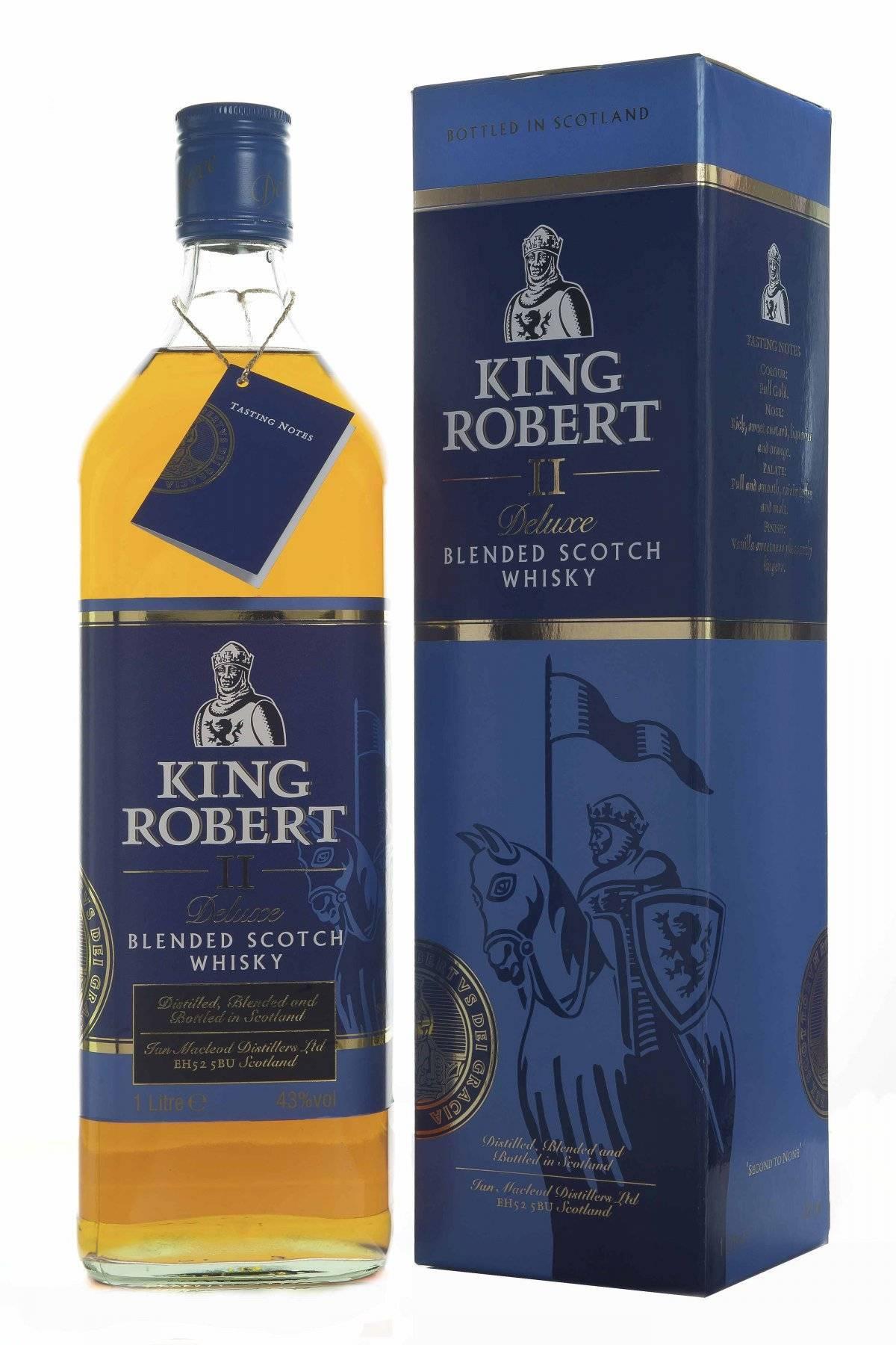 King robert ii (король роберт ii)