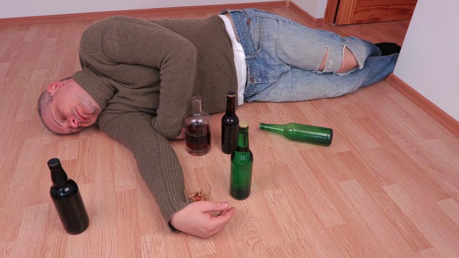 Как успокоить пьяного агрессивного человека молитвами
