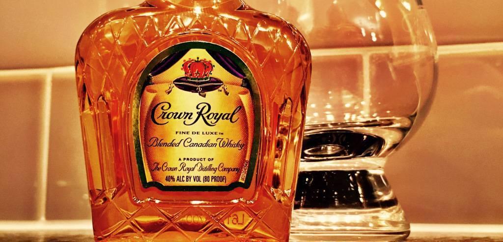 История создания знаменитого канадского бренда виски crown royal. виды, их характеристики