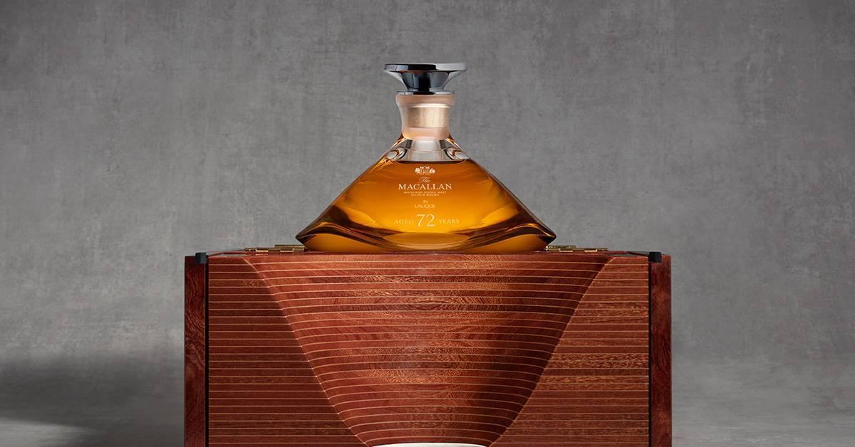 Самый дорогой виски в мире и россии