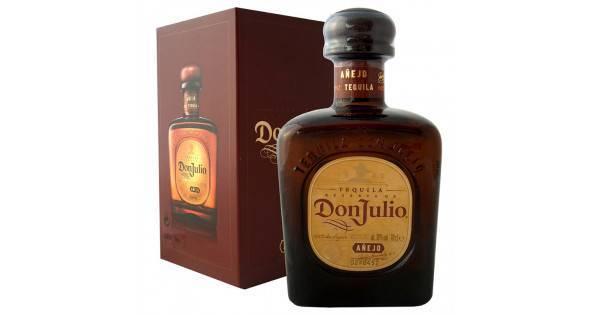 Текила don julio (дон хулио): описание напитка из сердца мексиси