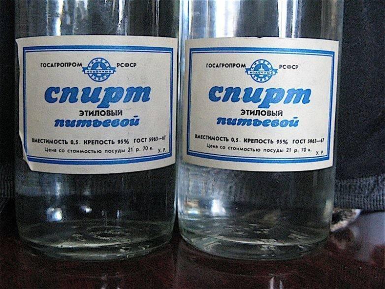 Этанол медицинский можно ли его пить