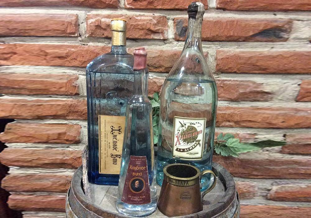 Полугар (хлебное вино) – забытый русский спиртной напиток