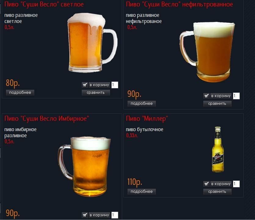 Сколько калорий в пиве: калорийность светлого, темного напитка, можно ли похудеть, если его употреблять