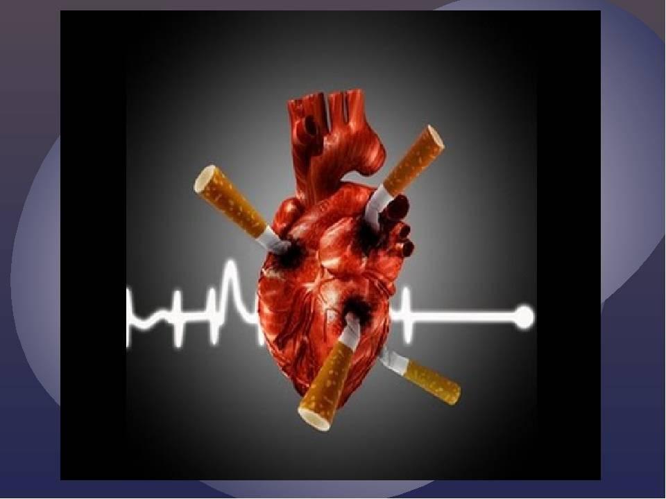Курение сужает или расширяет сосуды: влияние никотина на сосуды
