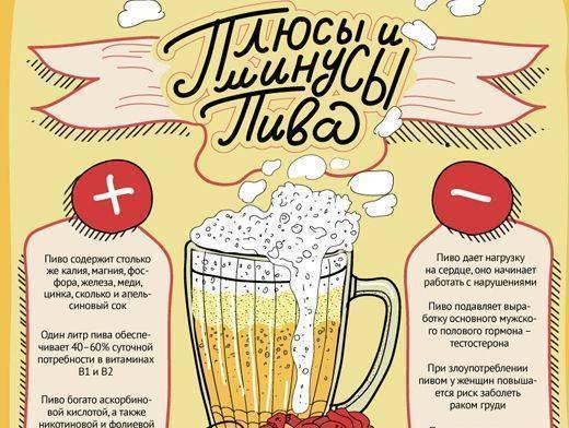Почему хочется пива и чем его заменить?
