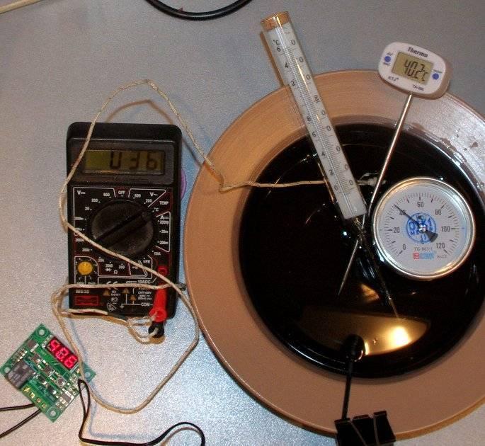 Термометр для самогонного аппарата: как сделать и какой выбрать
