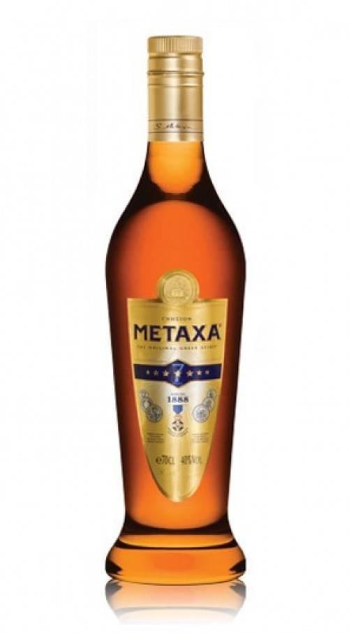 Напиток метакса — как правильно пить гордость эллады