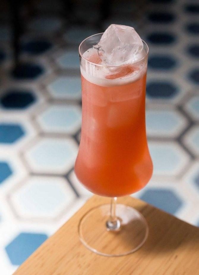 Рыжая собака шот рецепт — история алкоголя