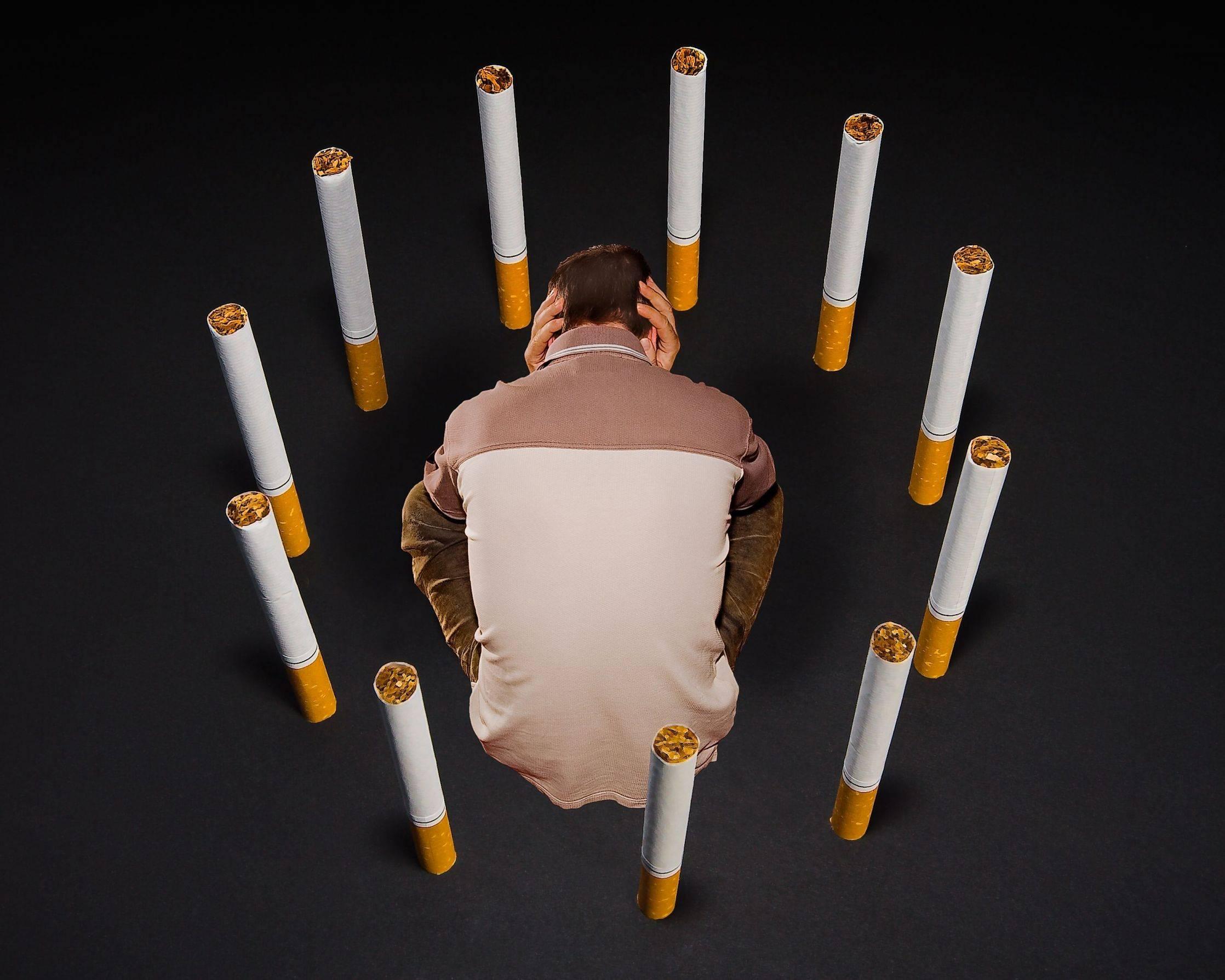 Характерные черты никотиновой зависимости и ее лечение