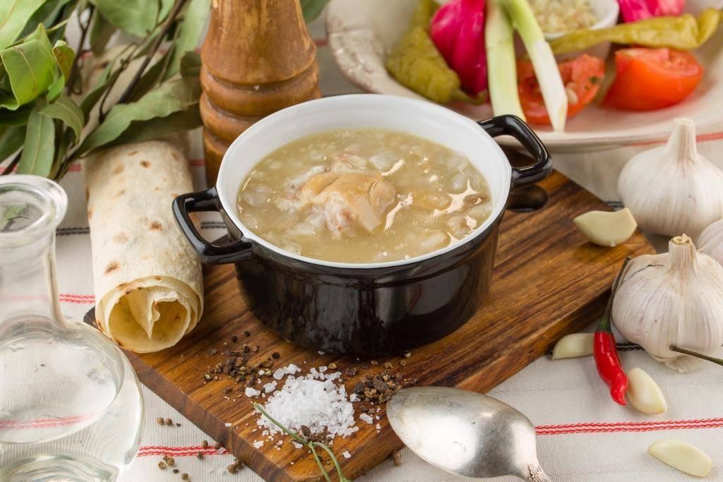 Лучшие рецепты супов от похмелья