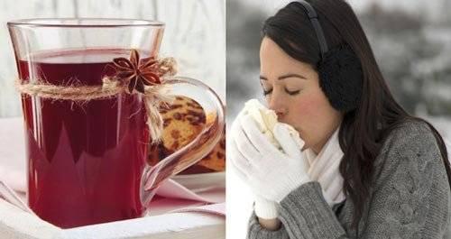 Глинтвейн от простуды - рецепты - советы народной мудрости - медиаплатформа миртесен