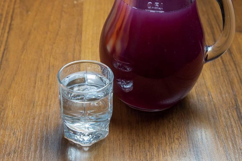 Домашнее вино из забродившего варенья или компота