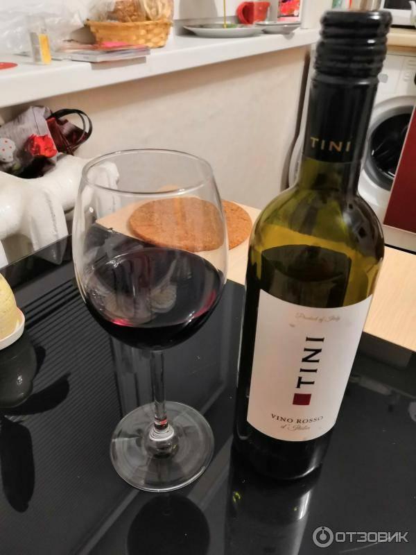 Вино «тини» - достойный бренд от компании «кавиро»