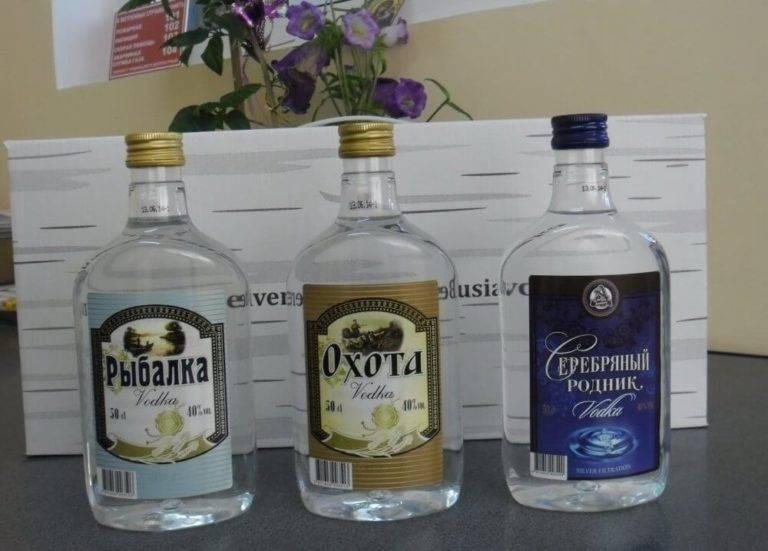 Срок годности самогона в стеклянной бутылке