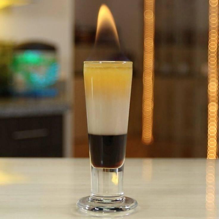Б 52 коктейль: состав, рецепт, как сделать в домашних условиях, как и с чем пить