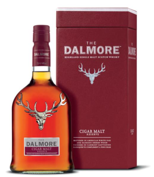 Виски dalmore (далмор) и его особенности
