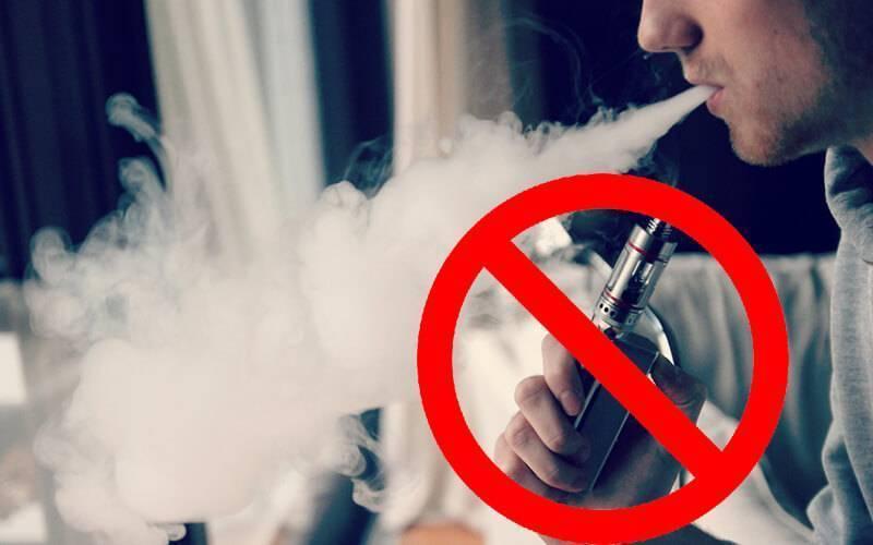 Курение iqos в кафе, ресторанах и других общественных местах