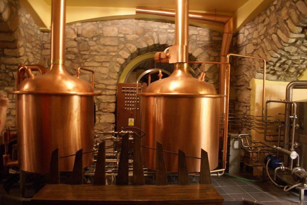 Лучшие мини-пивоварни