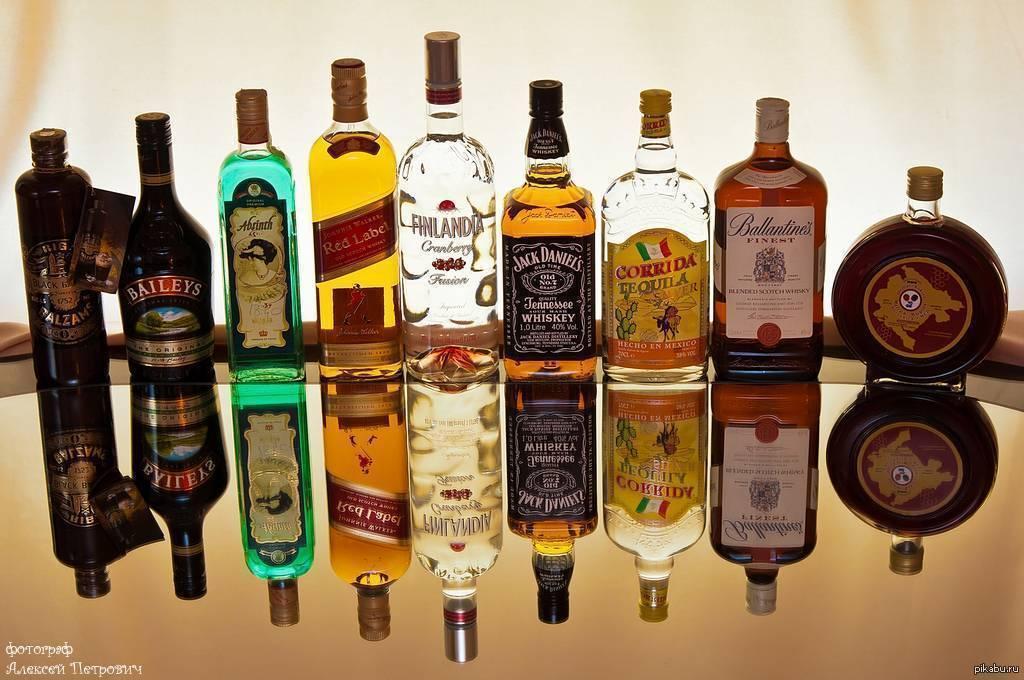 Употребление джина — с чем и как пьют джин
