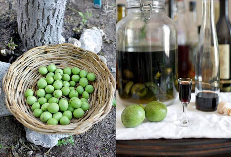 Зеленый грецкий орех: как приготовить из него целебную настойку?