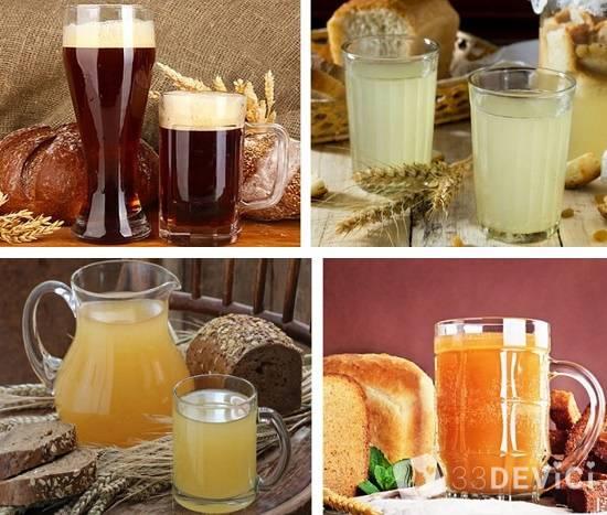 Как приготовить домашний квас – 11 рецептов на любой вкус | дачная кухня (огород.ru)