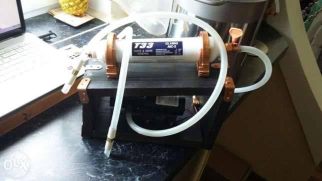 Фильтр для самогона: назначение и применение
