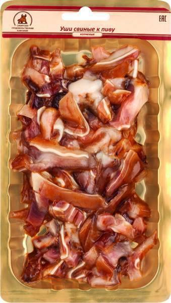 Маринованные свиные ушки - 6 пошаговых фото в рецепте